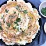Mustard mashed potatoes #pimpyourmash