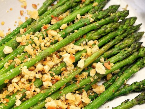 Pan Fried Garlic Asparagus Chef Not Required