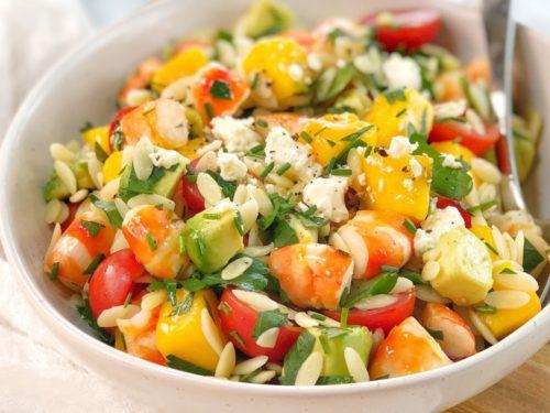 Salad Avocado Mango Recipe