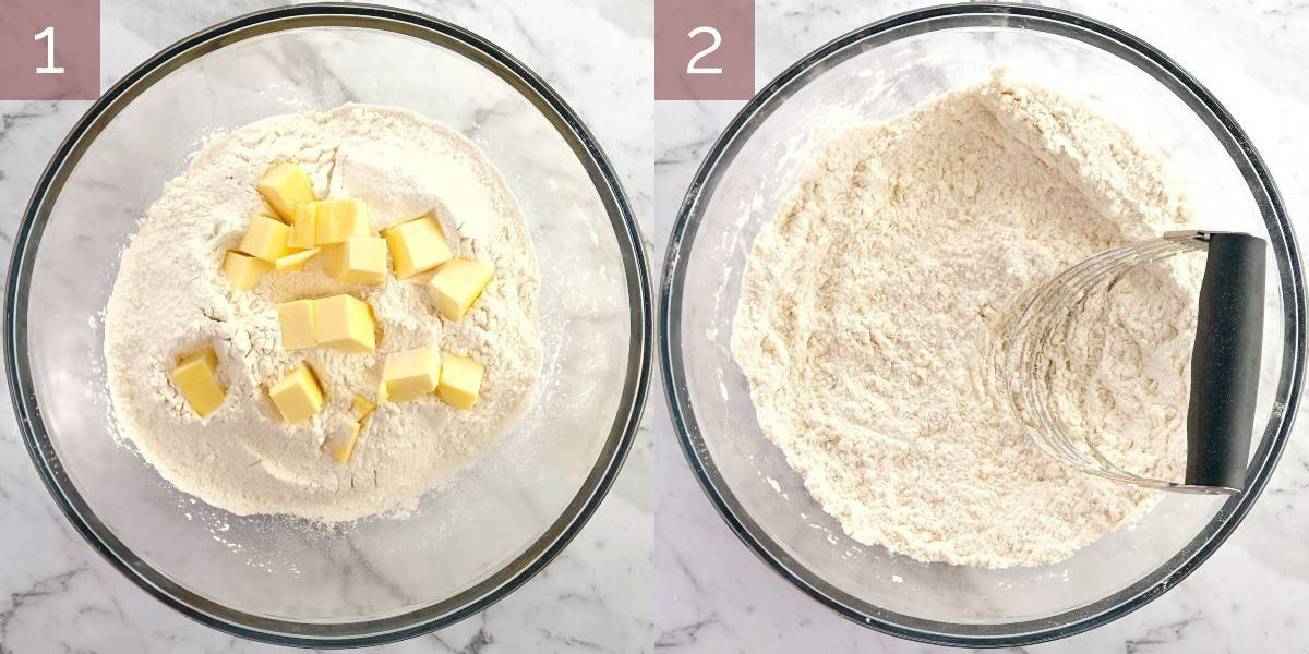 process images showing how to cook this recipe