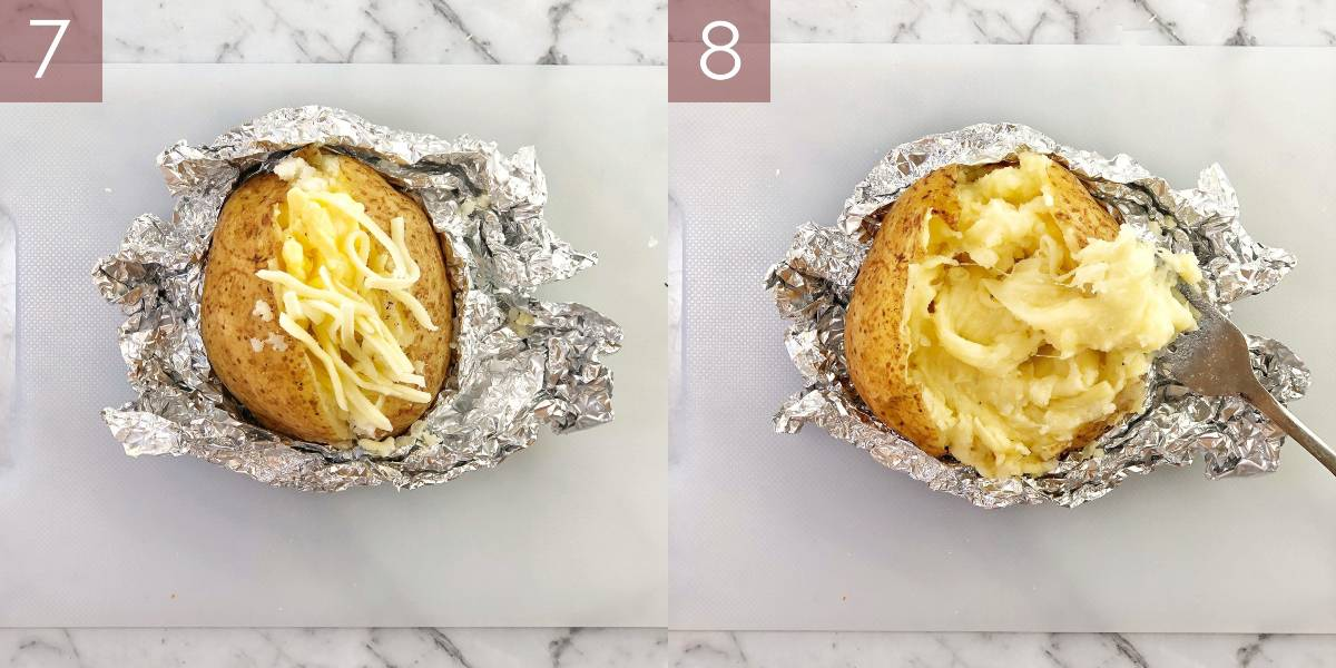 step-by-step photos showing how to cook recipe