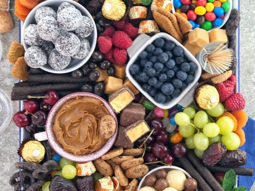 Top 10 Tips For The Perfect Sweet Platter Chef Not Required