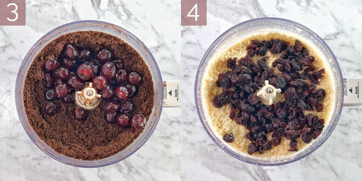 images showing process of make recipe