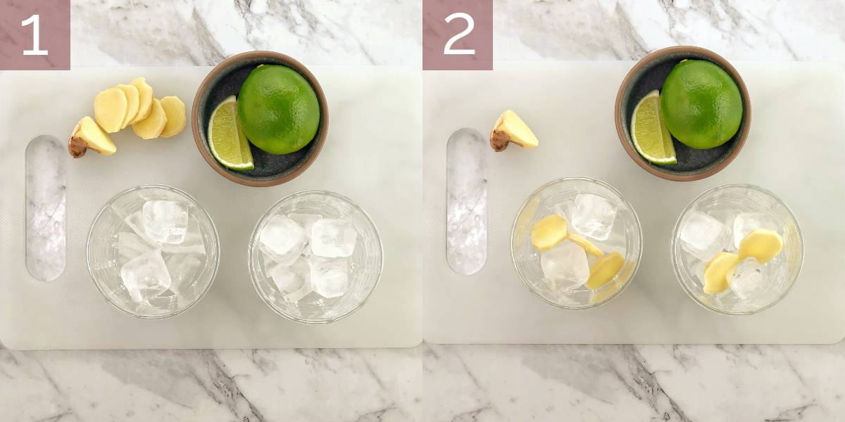 process photographs showing how to make this recipe
